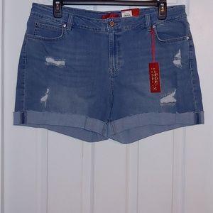 Jennifer Lopez Shorts Size 18